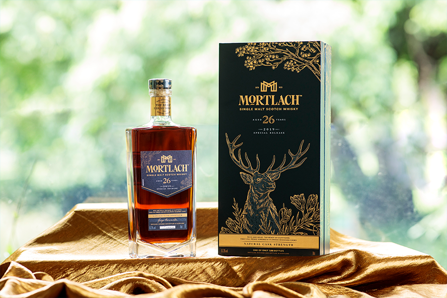 Special Releases rare by nature - Mortlach 26yo