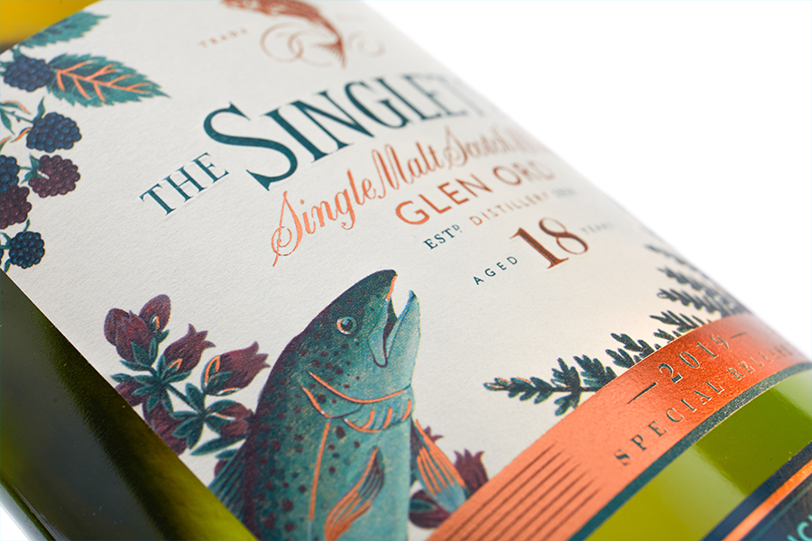 Special Releases rare by nature - Singleton 18yo