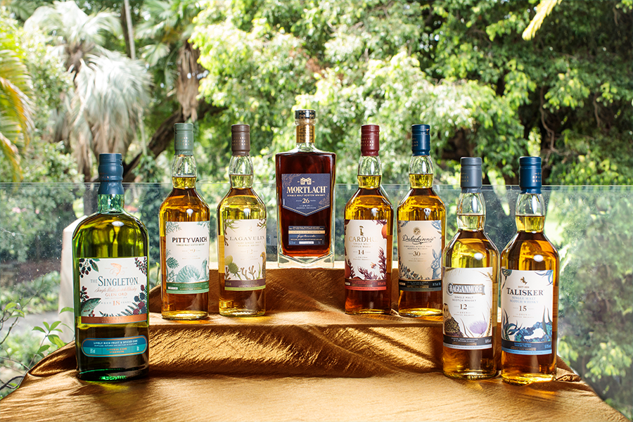 Diageo's Special Releases Collection Brings 8 Rare Scotch Whiskies Down Under
