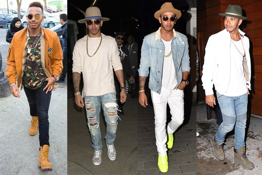 Style Guide- How to Dress Like Lewis Hamilton - Elevated Essentials