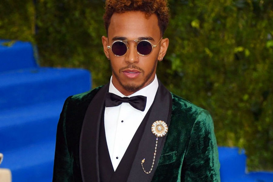 Style Guide- How to Dress Like Lewis Hamilton - Tonal Tailoring