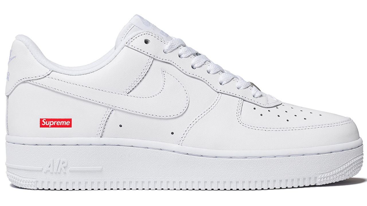 Supreme x AF1 Nike Low Will Restock Throughout the Year ...