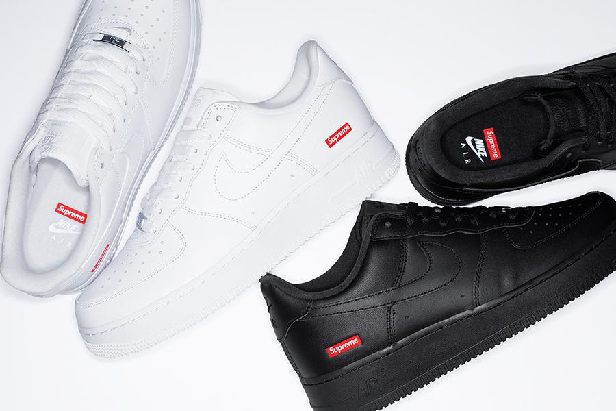 Supreme x AF1 Nike Low shoes