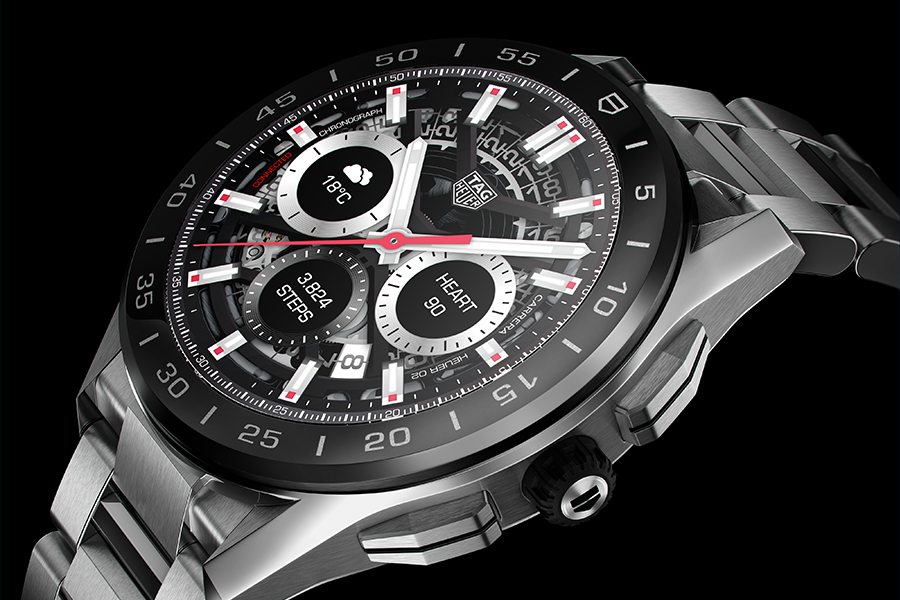 New Tag Heuer Connected Smartwatch Will Up Your Golf Game