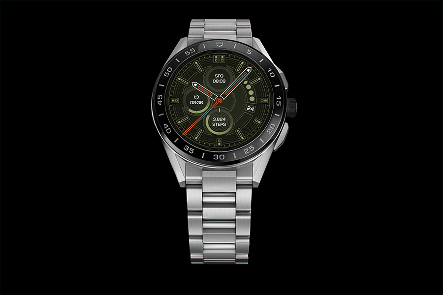 Tag Heuer Connected Smartwatch 5