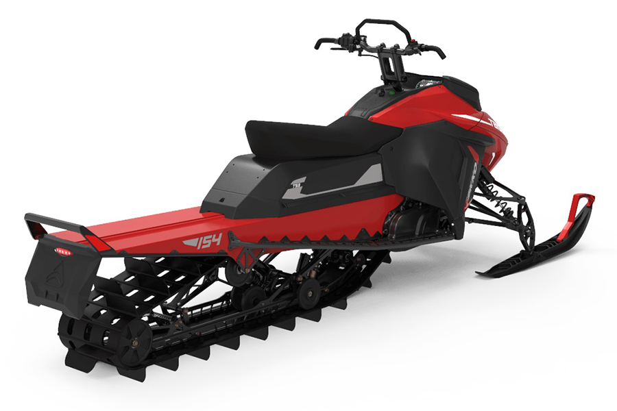 Taiga Electric Snowmobile