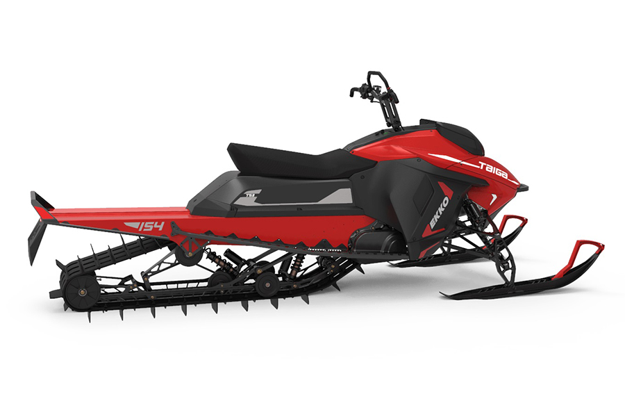 Taiga Motors Electric Snowmobile