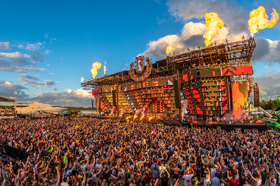 US Ultra Music Festival Canned Due to Coronavirus | Man of Many