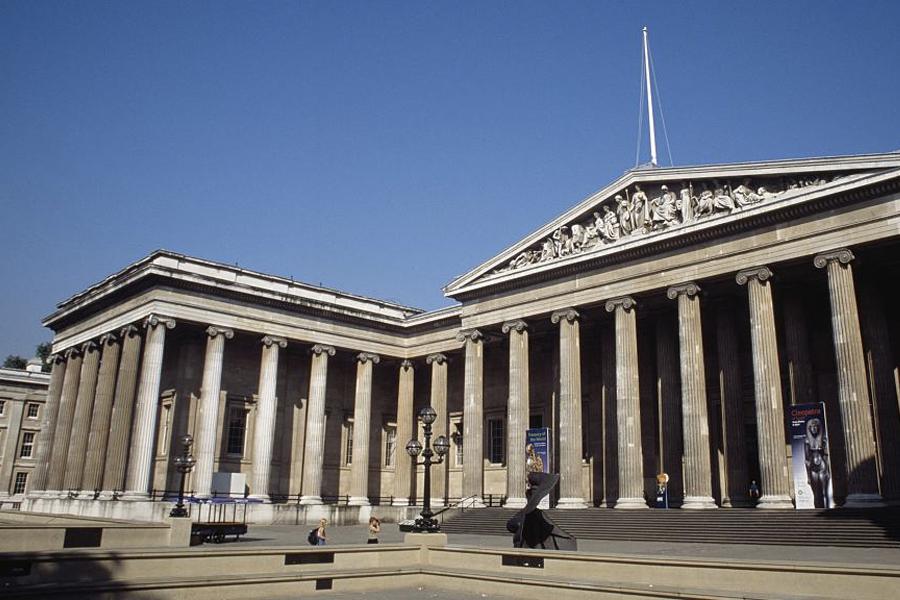 Virtual Museum Tours - British Museum, London