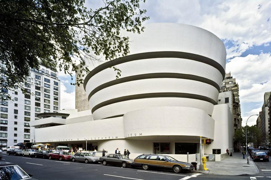 Virtual Museum Tours - Guggenheim Museum, New York