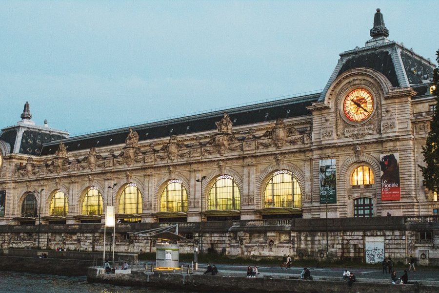 Virtual Museum Tours - Musee d'Orsay, Paris