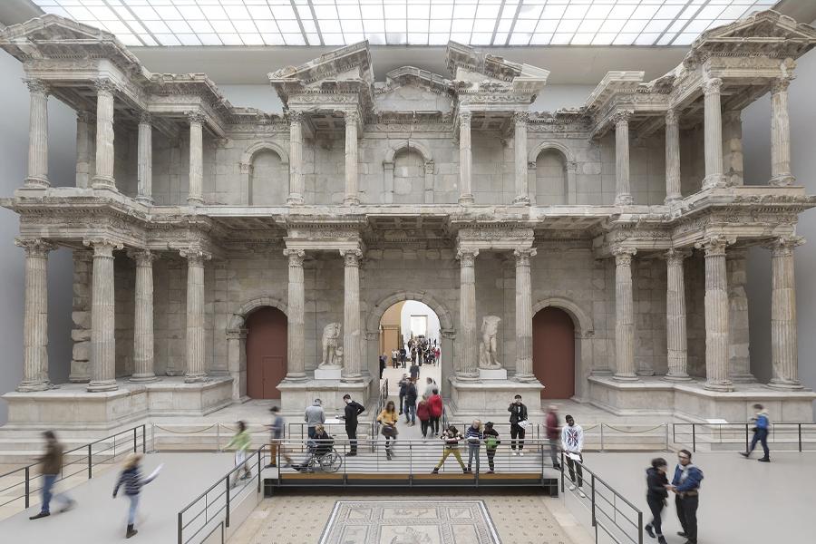 Virtual Museum Tours - Pergamon Museum, Berlin