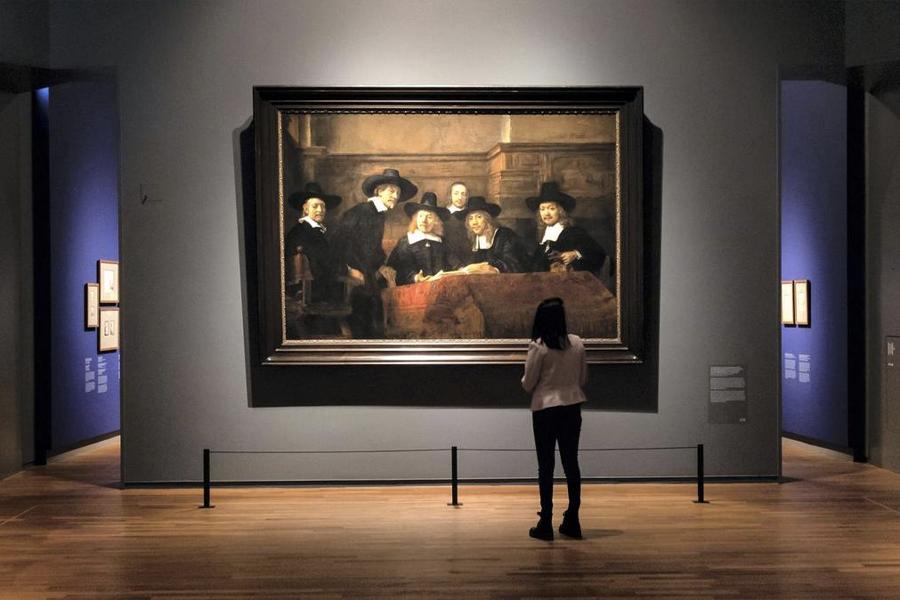 Virtual Museum Tours - Rijkmuseum, Amsterdam