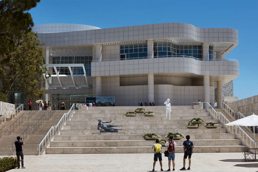 Virtual Museum Tours - The J. Paul Getty Museum, Los Angeles