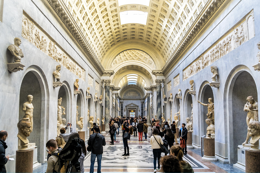 Virtual Museum Tours - The Vatican Museums, Vatican City