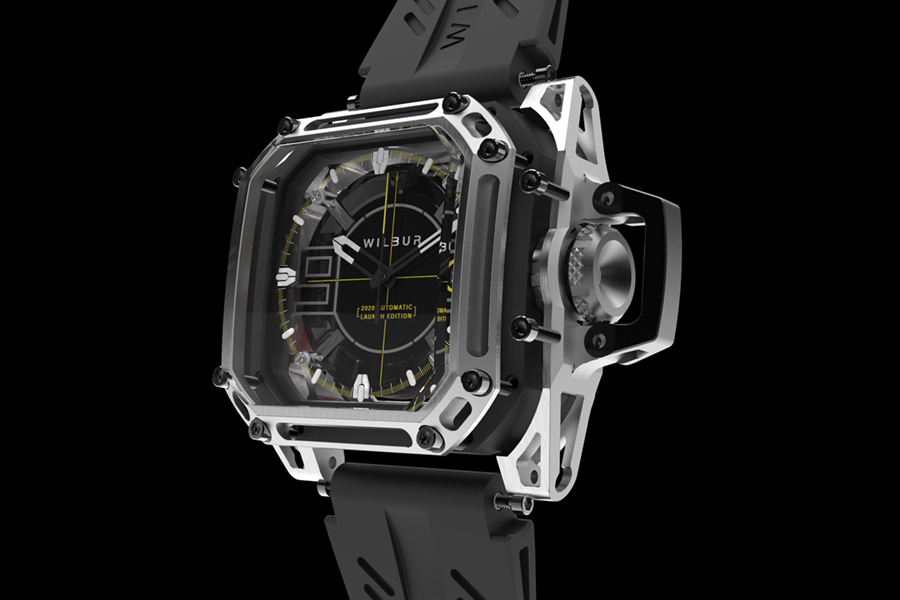 Wilbur Co automatic watch