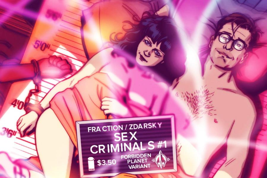 best comics for adults sex criminals