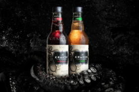 kraken black spiced rum pre mixed