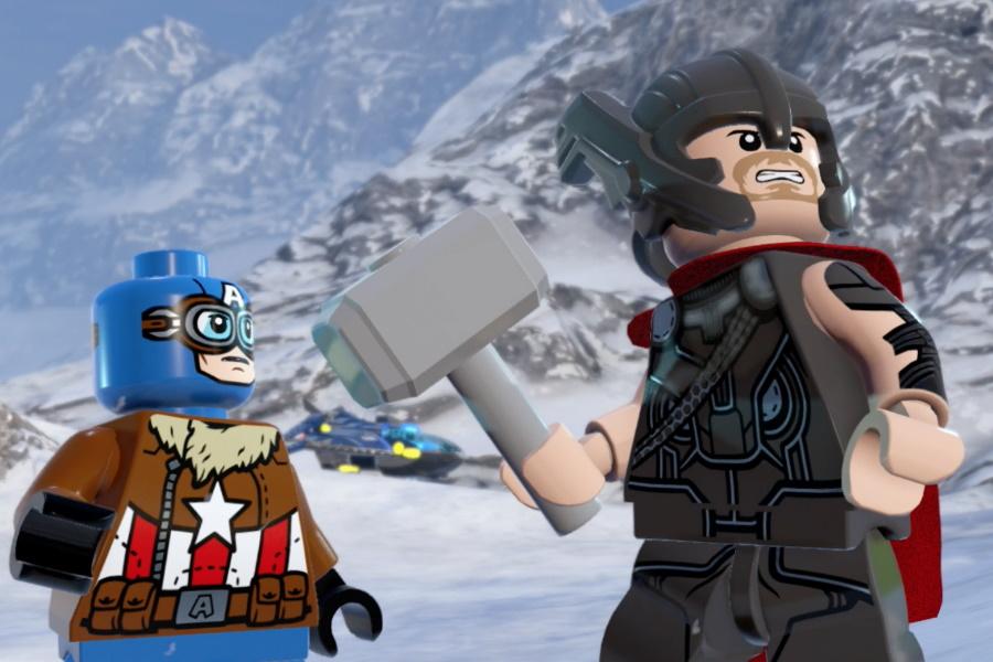 lego marvel video game