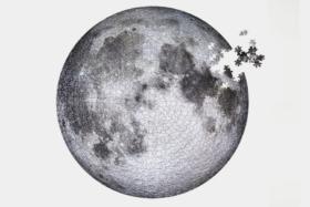 moon puzzle jigsaw