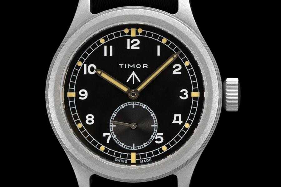 Timor renews the militarys dirty dozen watches 9