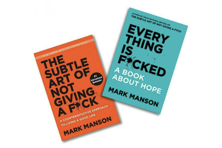 """1 Mark Manson Says """"Love Is Not Enough""""_"""