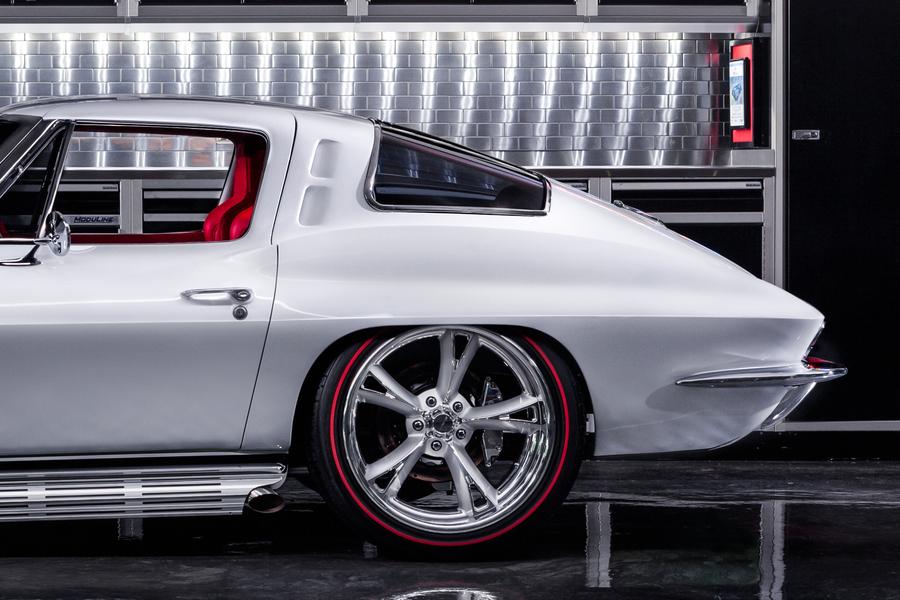 1963 Chevrolet Corvette Custom wheel