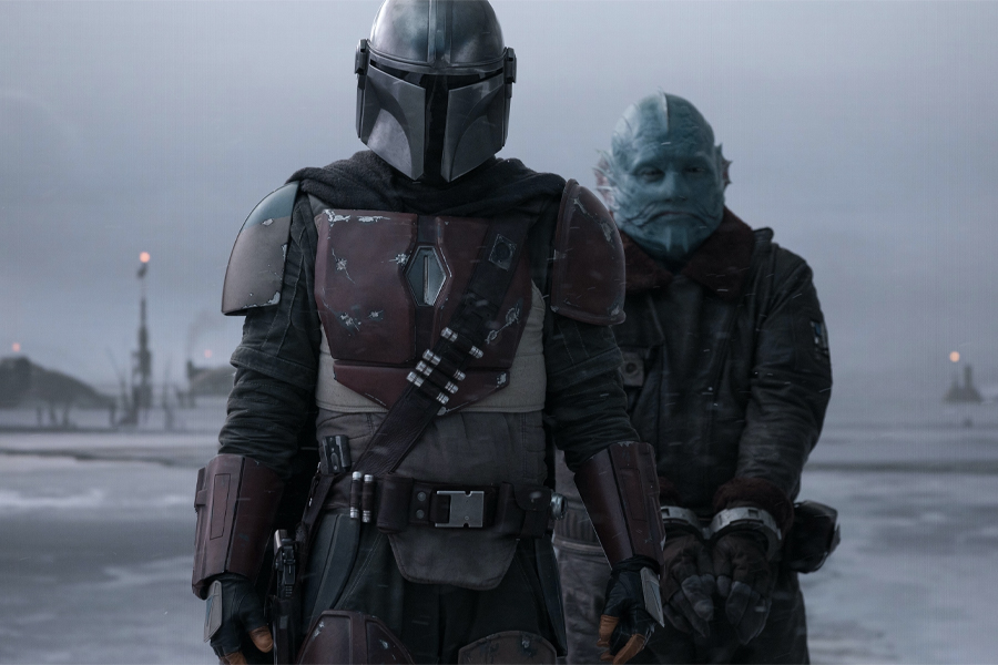 2 Disney Plus releases the mandalorian documentary