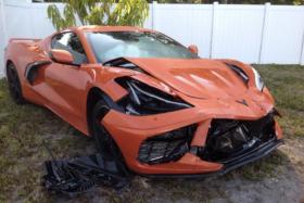 2020 Corvette C8 Crash 2