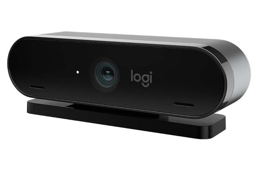 4K Pro Magnetic Webcam side view