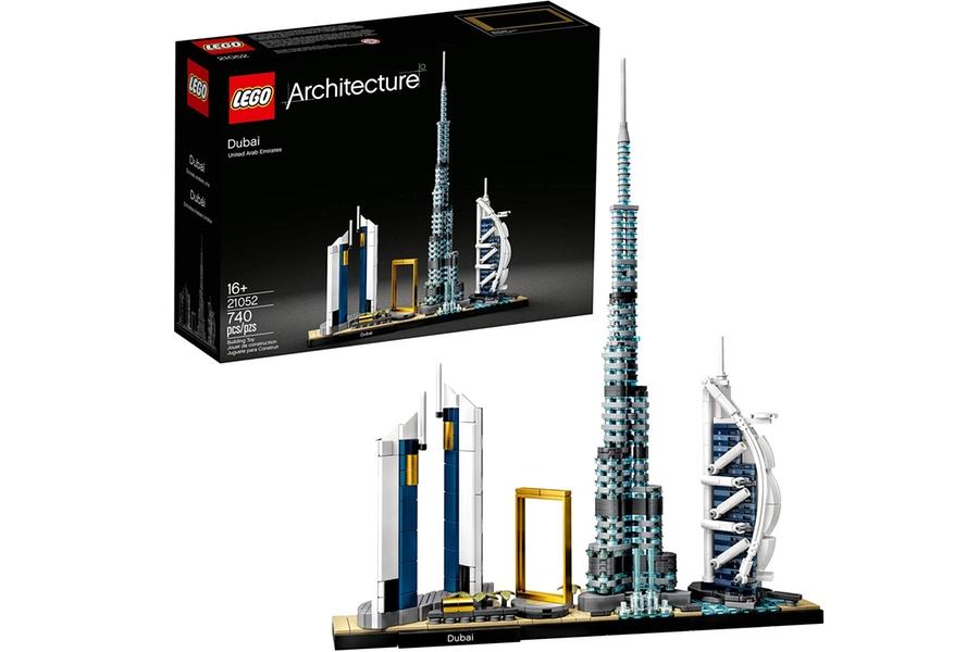 LEGO Architecture Skylines Dubai Building Kit