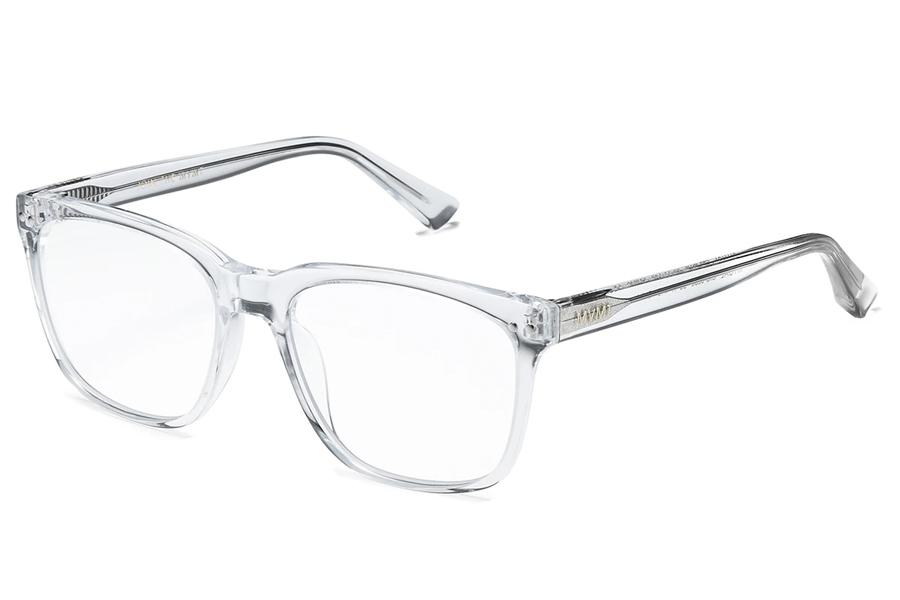 Best Blue Light Glasses - MVMT Ritual Crystal Everscroll