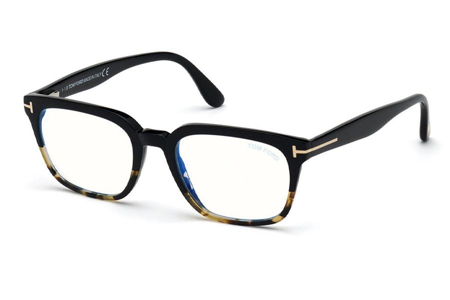 Best Blue Light Glasses - Tom Ford Blue-Block Square Glasses