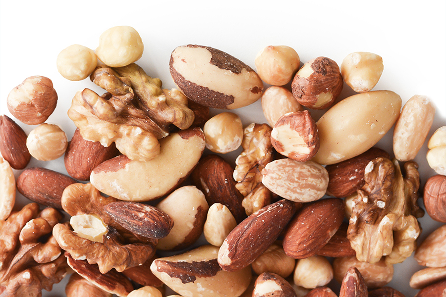 Best Healthy Snacks for Weight Loss - mixed nuts