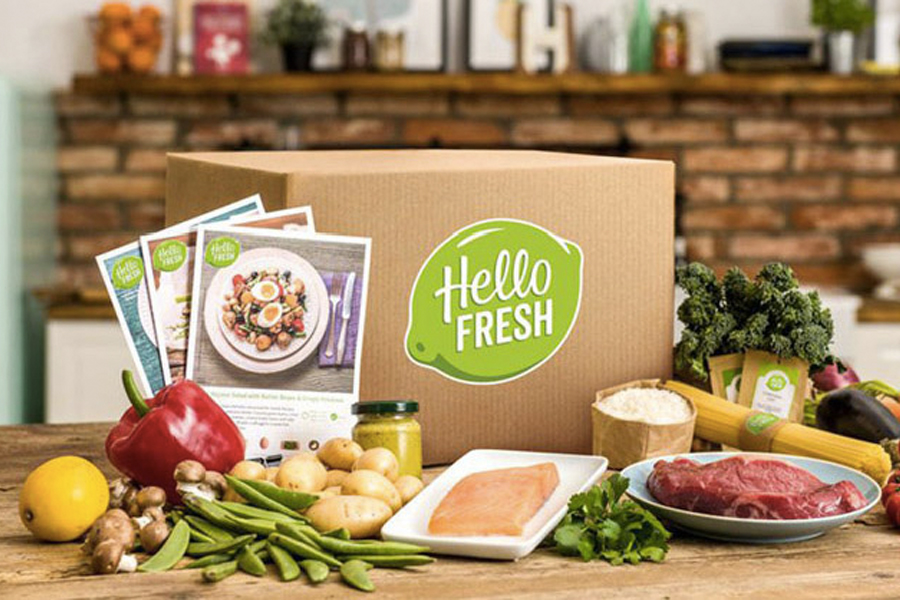 Best Home Delivery Meal kits - Hello Fresh