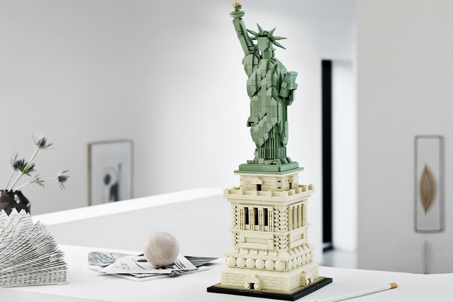 Best Lego Sets For Adults - Architecture Statue of Liberty 21042