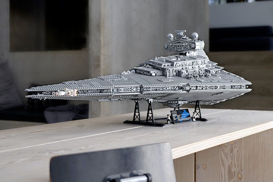 Best Lego Sets For Adults - Imperial Star Destroyer