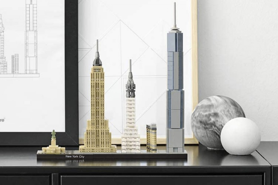 Best Lego Sets For Adults - LEGO Architecture New York City