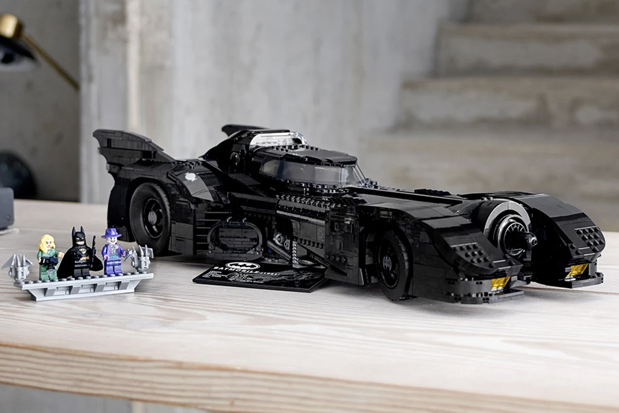 Best Lego Sets For Adults - LEGO DC Batman 1989 Batmobile 76139 Building Kit