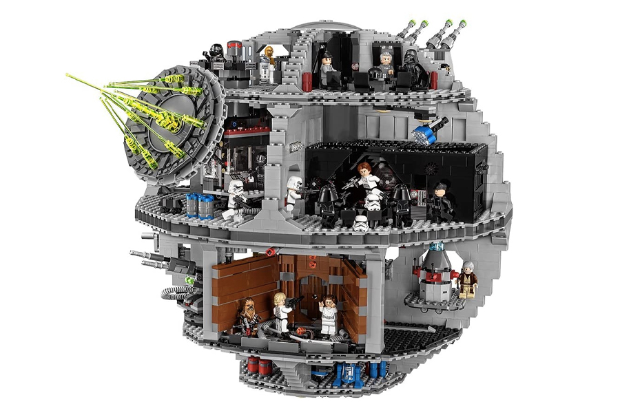 Best Lego Sets For Adults - LEGO Star Wars Death Star 75159