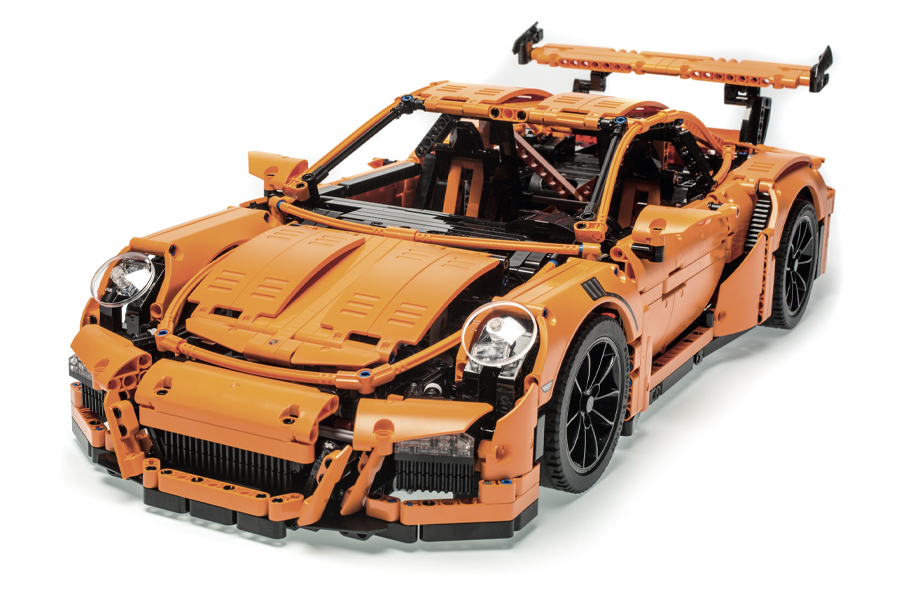 Best Lego Sets For Adults - Porsche 911 GT3 RS 42056