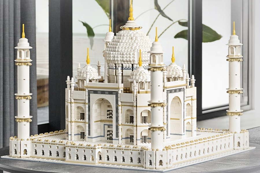 Best Lego Sets For Adults - Taj Mahal 10256