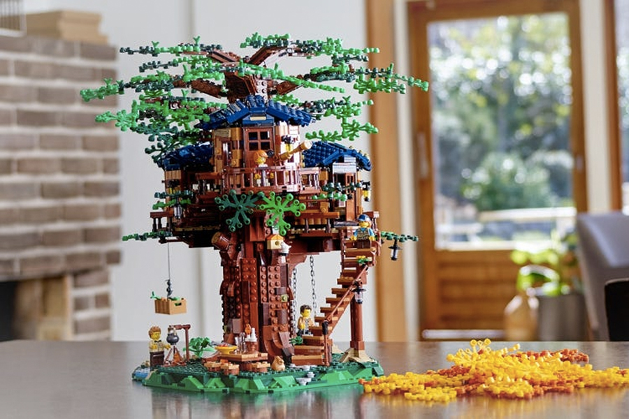 Best Lego Sets For Adults - Tree House 21318