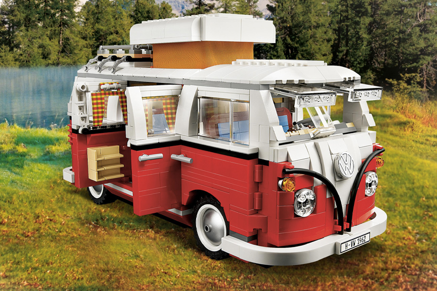 Best Lego Sets For Adults - Volkswagen T1 Camper Van 10220