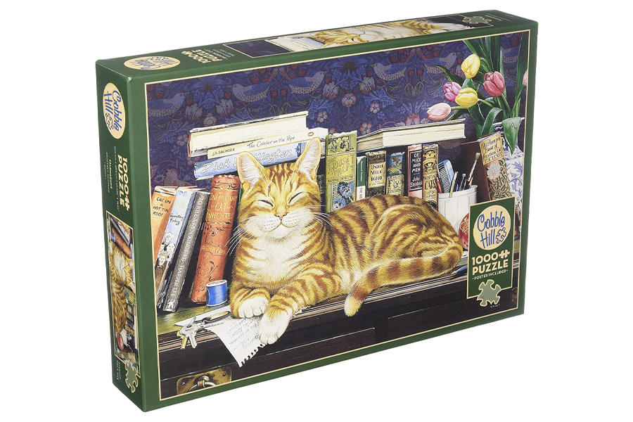 Best Puzzles for Adults - Cobblehill 80017 1000 pc Marmaduke Puzzle