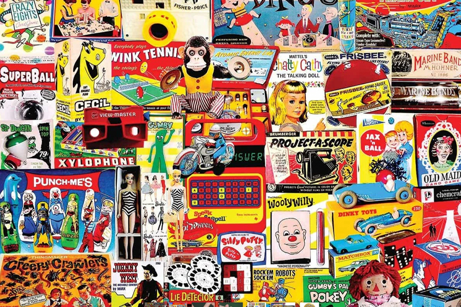 Best Puzzles for Adults - I Had One of Those