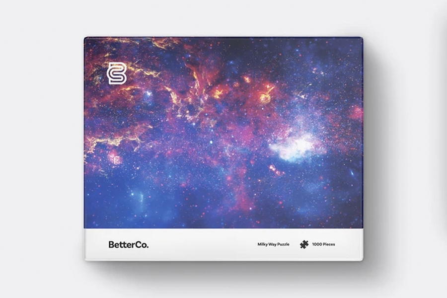 Best Puzzles for Adults - Milky Way 1