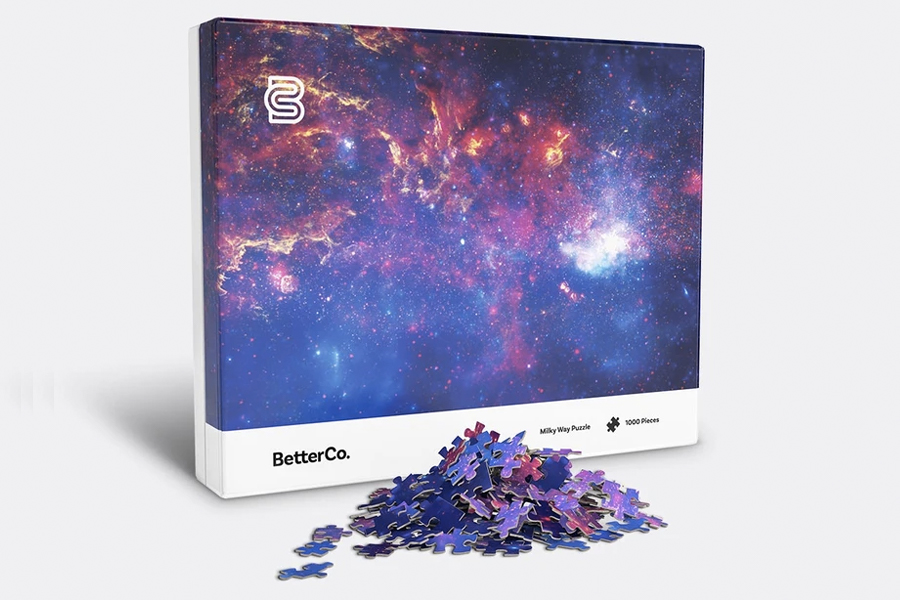 Best Puzzles for Adults - Milky Way