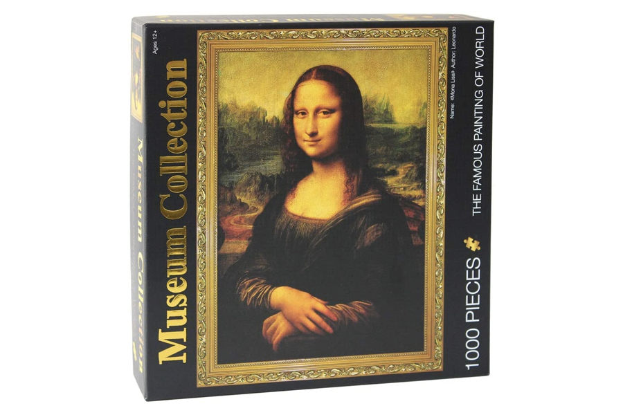 Best Puzzles for Adults - Mona Lisa