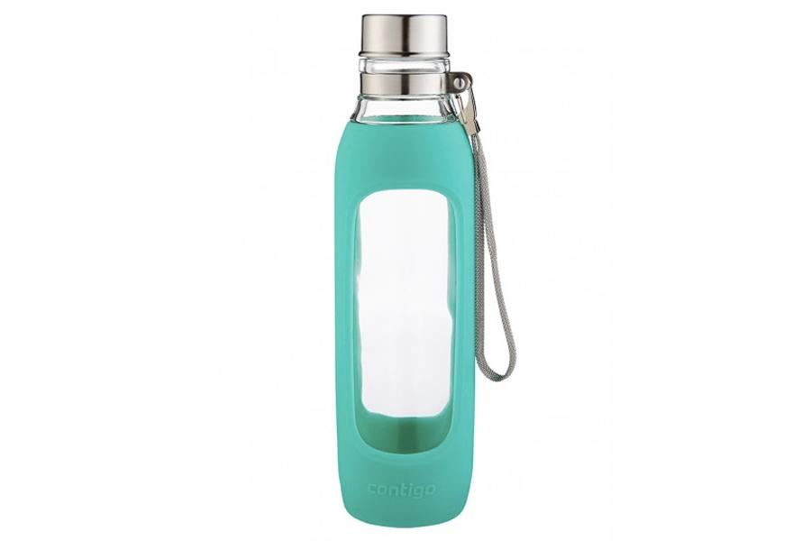 Best Water bottles - Contigo Purity Glass Water Bottle